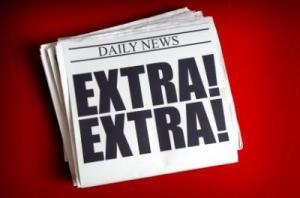 Extra! Extra! Newspaper