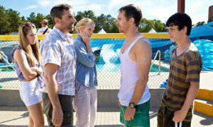 Steve Carell and Sam Rockwell in 'The Way, Way Back'