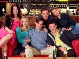 The cast of BBC's 'Coupling'