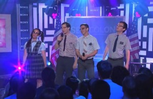 Alanis Morissette & The Lonely Island on 'Jimmy Kimmel Live'