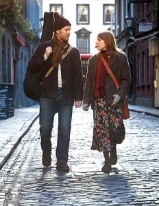 Glen Hansard & Markéta Irglová in 'Once'