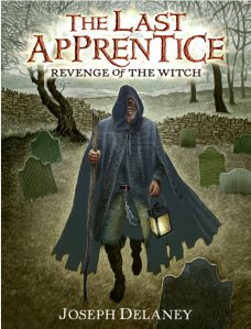 'The Last Apprentice -  Revenge of the Witch' Book Cover