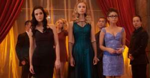 Part of the young 'Vampire Academy' cast