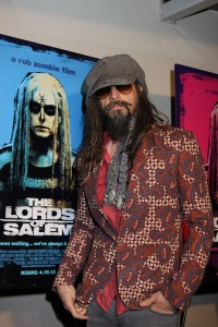The man Rob Zombie
