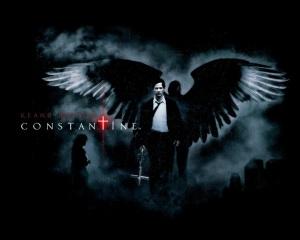 Constantine poster artwork