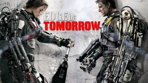 Edge of Tomorrow Comic-Con Poster