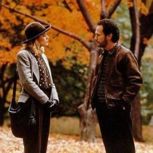 A screen shot of Meg Ryan and Billy Crystal