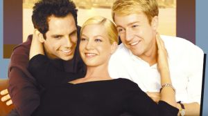 Ben Stiller, Jenna Elfman and Ed Norton in 'Keeping the Faith'