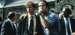 David Spade and Jeremy Piven in 'PCU'