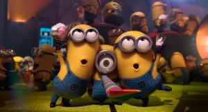 I love the Minions!