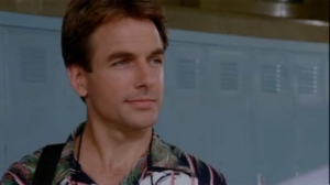 Mark Harmon as Mr. Shoop in 'Summer School'