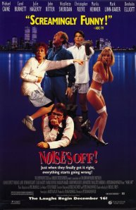Noises Off... movie poster