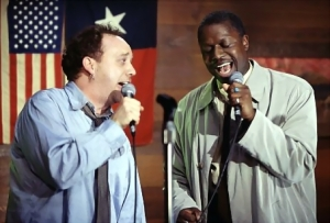 Paul Giamatti and Andre Braugher in 'Duets'