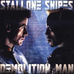 Poster art for Demolition Man
