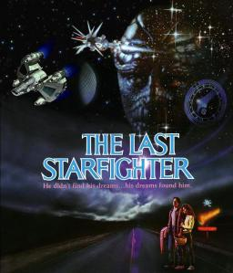 Poster art for 'The Last Starfighter'