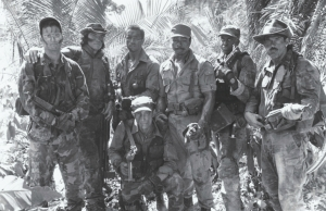 'Predator' cast photo