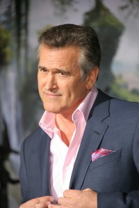 Thee man Bruce Campbell
