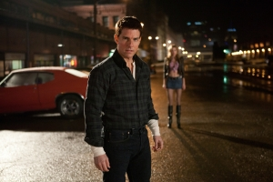Tom Cruise as 'Jack Reacher'