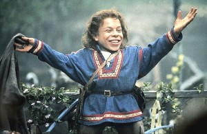 Warwick Davis as Willow Ufgood