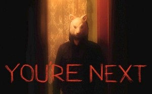 You're Next poster art