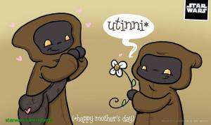Jawas Mother's Day Card