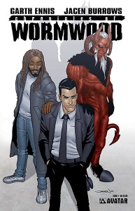 Wormwood # 1 cover