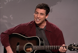 Adam Sandler on 'SNL'