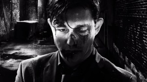 Joseph Gordon-Levitt in 'Sin City A Dame to Kill For'